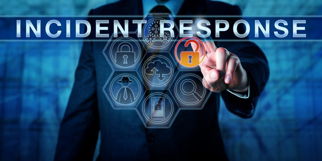 Time to add a cyber incident response plan