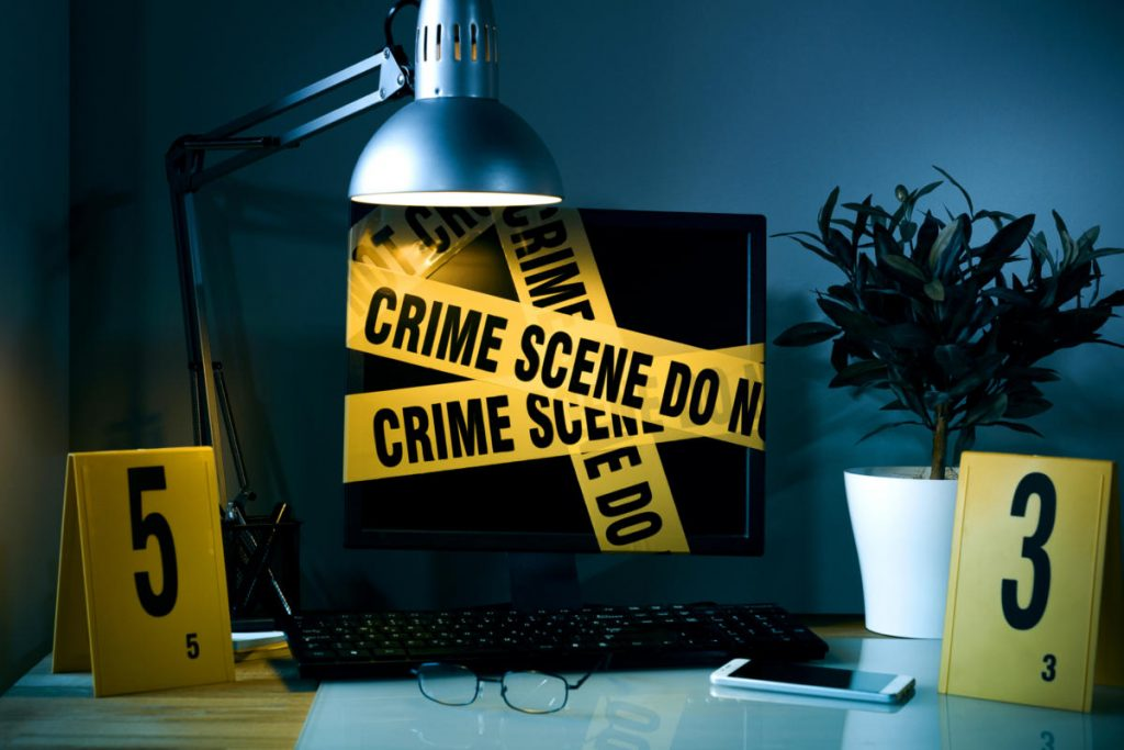 Keep your business safe from cybercrime
