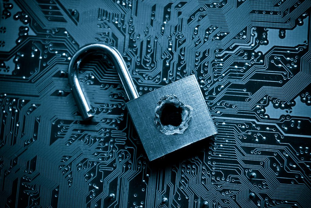 This is the data lost in recent privacy breaches